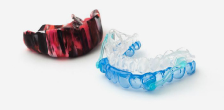 STOCK MOUTHGUARD (OVER THE COUNTER)